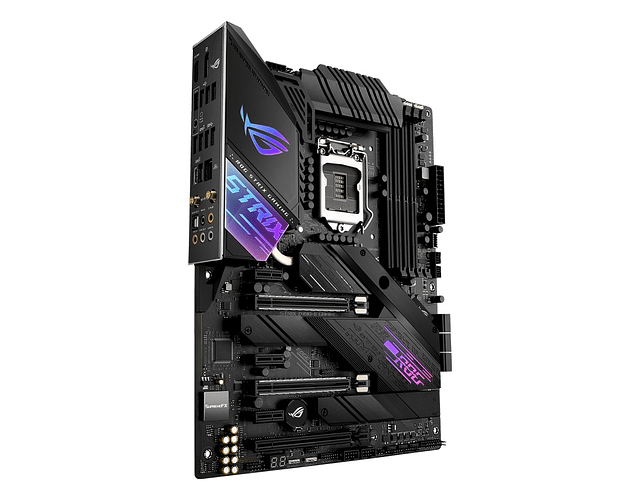 Z490-E STRIX GAMING WIFI - ASUS / INTEL 10 GEN.
