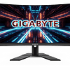 "GIGABYTE 27"" 2K CURVO (165HZ-1MS-D.P)"