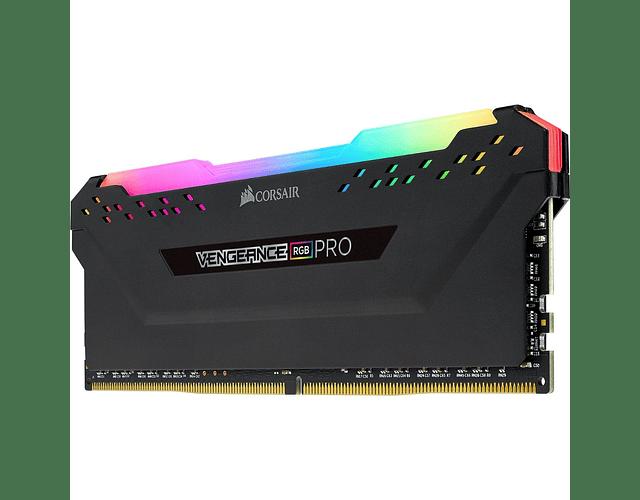 MODULO 16GB (3000 MHZ) VENGEANCE RGB PRO - CORSAIR