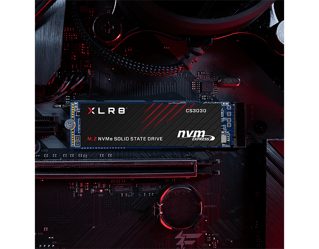 SOLIDO (M2) NVMe 250GB - PNY