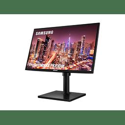 "SAMSUNG 24"" IPS AJUSTABLE (60HZ-4MS-HDMI)"