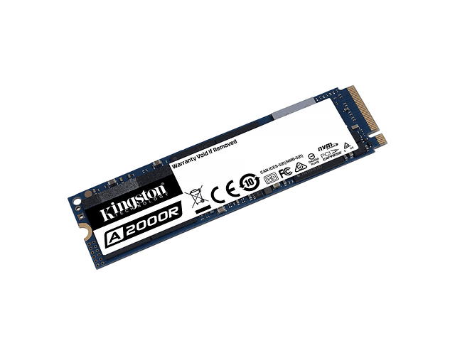 SOLIDO (M2) NVMe 250GB A2000 - KINGSTON