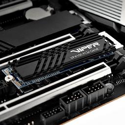 SOLIDO (M2) NVMe 500GB VIPER