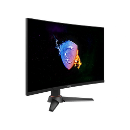 "MSI 27"" GAMING CURVO MAG (165Hz-1MS-HDMI-D.P)"
