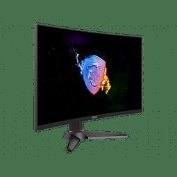 """MSI 27"""" GAMING CURVO MAG (165Hz-1MS-HDMI-D.P)"""