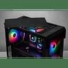 ICUE 220T AIRFLOW BLACK +3 FANS RGB - CORSAIR