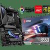 B550 MPG GAMING CARBON WIFI - MSI / AMD RYZEN