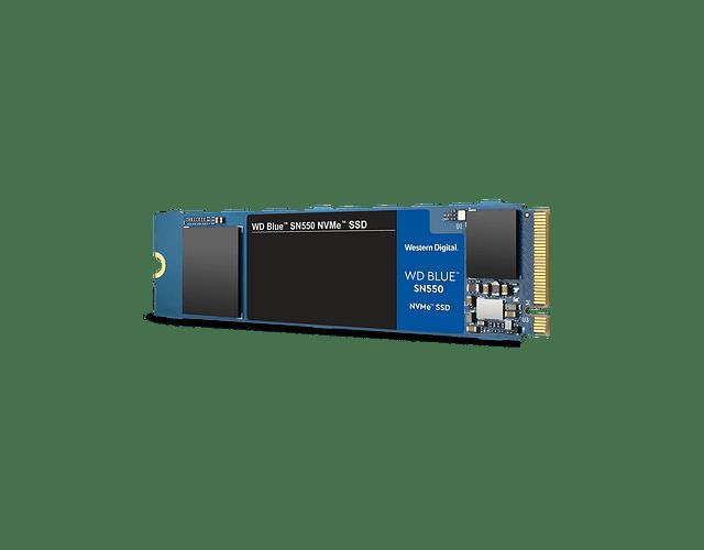 SOLIDO (M2) NVMe 1TB BLUE - WESTERN DIGITAL
