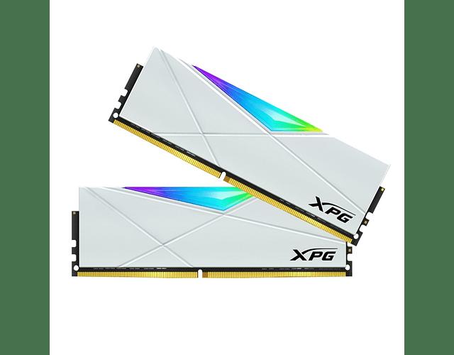 MODULO 8GB (3000 MHZ) SPECTRIX WHITER RGB - XPG