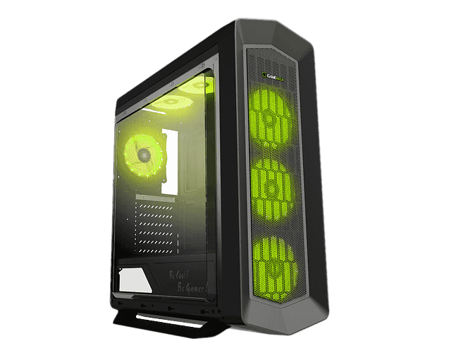 ASGARD + 4 FANS RGB - GAMEMAX