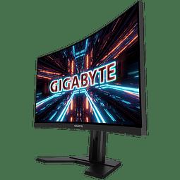 "GIGABYTE 27"" FHD CURVO HDR (165HZ-1MS-D.P)"