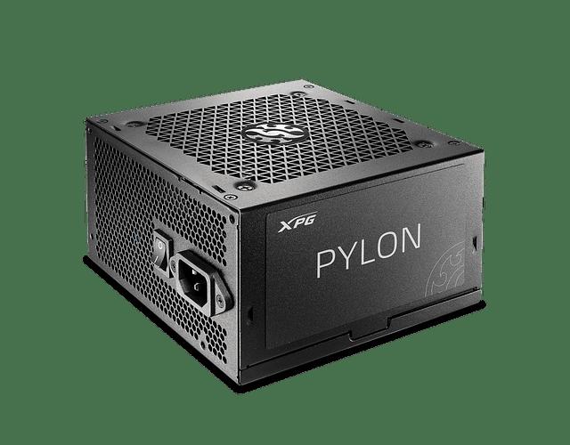 FUENTE REAL 450W PYLON 80P BRONZE - XPG