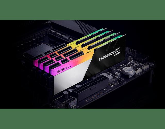 MODULO 16GB (3200 MHZ) TRIDENT Z NEO RGB - GSKILL