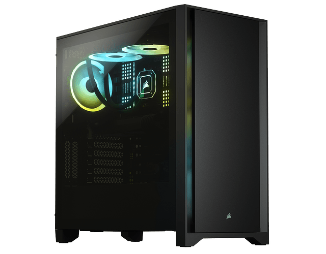 4000D BLACK / 1 FAN - CORSAIR
