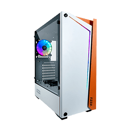 APOLO WHITE+ 1 FAN RGB - AZZA