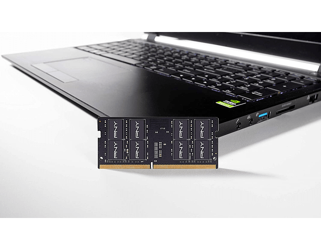 MODULO PORTATIL DDR4 8GB (2666 MHZ) - PNY