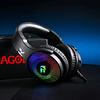 DIADEMA RGB PANDORA 2 / PS4 / PC / SWITCH - REDRAGON