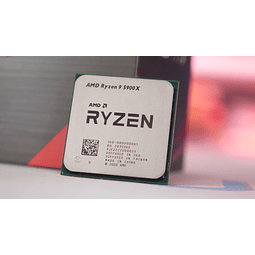 RYZEN R9 5900X / 12 NUCLEOS - 24 HILOS A 4,8GHZ