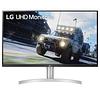 """LG 32"""" 4K GAMING WHITE (60HZ-4MS-HDMI-D.P)"""