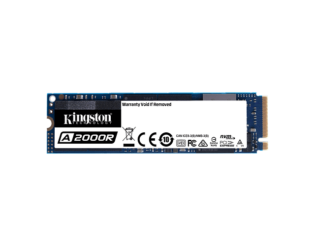 SOLIDO (M2) NVMe 1TB A2000 - KINGSTON