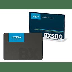 SOLIDO SATA (SSD) 2TB - CRUCIAL BX500