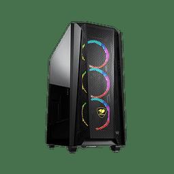 MX660 MESH BLACK +3 RGB - COUGAR
