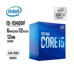 INTEL CORE I5 10400F / 6 NUCLEOS - 12 HILOS A 4,3GHZ