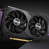 RTX 3060 ASUS DUAL OC 12GBS - ASUS