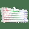 KUMARA RGB MECANICO WHITE - REDRAGON