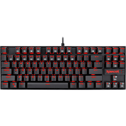 KUMARA RED BACKLIGHT MECANICO - REDRAGON
