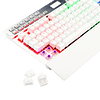 YAMA WHITE RGB MECANICO - REDRAGON
