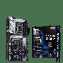 Z590 PRIME - ASUS / INTEL GEN 10 Y 11
