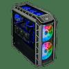 H500P + 2 FANS ARGB - COOLER MASTER