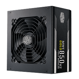FUENTE REAL 850W 80P GOLD FULL MODULAR- COOLER MASTER