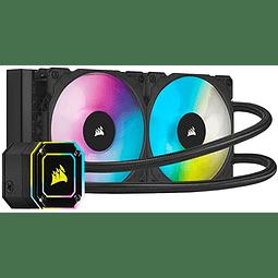 LIQUIDA ICUE H100i CAPELLIX 240RGB - CORSAIR