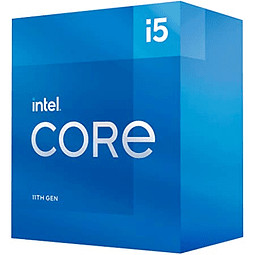 INTEL CORE I5 11600K / 6 NUCLEOS - 12 HILOS A 4,90 GHZ