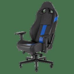 SILLA T2 RACE BLACK & BLUE - CORSAIR