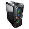 MX440 MESH +3 FANS RGB - COUGAR
