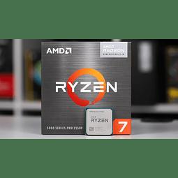 RYZEN R7 5700G / 8 NUCLEOS - 16 HILOS A 4,6GHZ