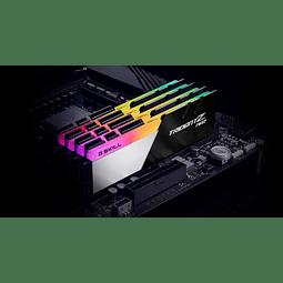 MODULO 32GB (3600 MHZ) TRIDENT Z NEO RGB - GSKILL
