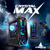CRYSTAL MAX + 4 FANS ARGB - ICEBERG