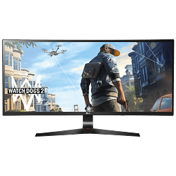 "LG 34"" IPS GAMING CURVO (144HZ-1MS) ULTRAWIDE"
