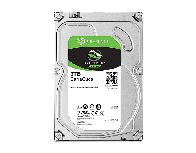 DISCO 3 TERAS PC / 64MB / 7200RPM - SEAGATE