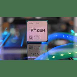 RYZEN 3 3200G / 4 NUCLEOS- 4HILOS A 4.0GHZ + GRAFICOS RX VEGA 8