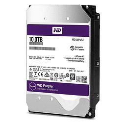 DISCO 10 TERAS PC / 64MB / 7200RPM- WESTERN DIGITAL PURPLE
