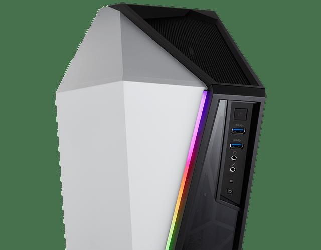 SPEC OMEGA WHITE RGB / VID.TEMP. - CORSAIR