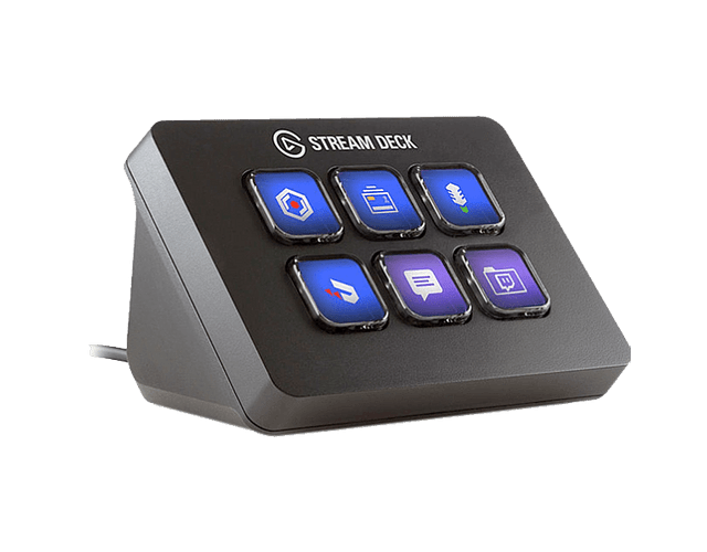 STREAM DECK MINI - 6 BOTONES