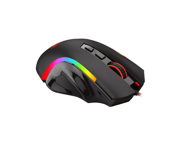 COMBO 2 EN 1 / MITRA + MOUSE GRIFFIN RGB - REDRAGON