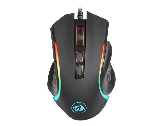 COMBO 2 EN 1 / MITRA RGB + MOUSE GRIFFIN RGB - REDRAGON