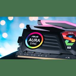 MODULO 8GB (3000 MHZ) SUPER LUCE RGB - GEIL